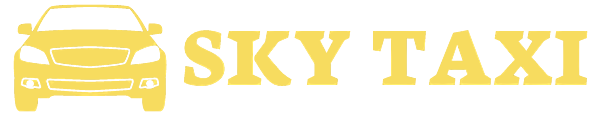 Sky Taxi Tunbridge Wells Logo
